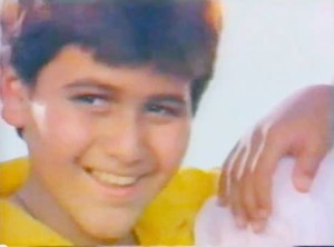 Emraan Hashmi childhood pictures 2