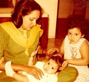 Esha Deol childhood pictures 6