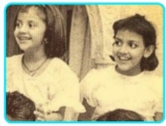Esha Deol childhood pictures 7