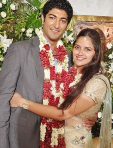 Esha Deol sister Ahana Deol and brother in law