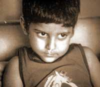 Farhan Akhtar childhood pictures 1a