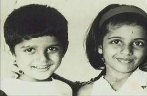 Farhan Akhtar childhood pictures 5