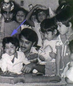 Hrithik Roshan childhood pictures 5