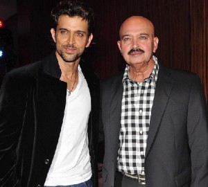 Hrithik Roshan family photos father Rakesh Roshan