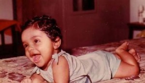 Ileana D'Cruz childhood pictures  1