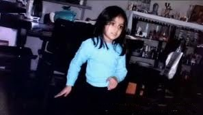 Ileana D'Cruz childhood pictures 3