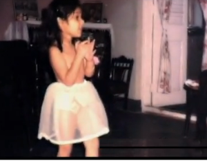 Ileana D'Cruz childhood pictures 5