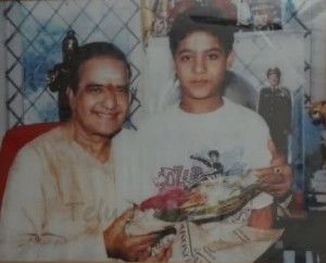Jr NTR childhood pictures 3