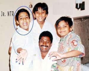 Jr NTR childhood pictures 5