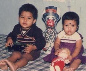Jr NTR childhood pictures 9