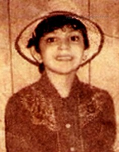 Kajal Aggarwal childhood pictures 2