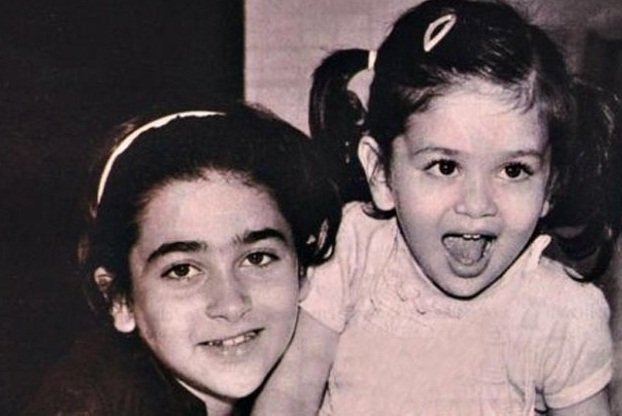 kareena kapoor family childhood photos celebrity family
