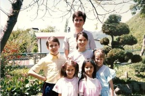 Katrina Kaif childhood pictures 11
