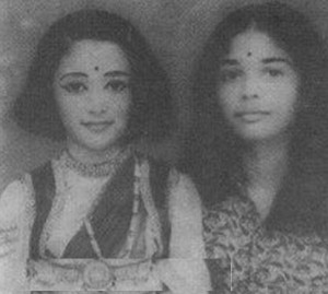 Madhuri Dixit childhood pictures 5