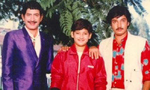 Mahesh Babu childhood pictures 12