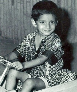 Mahesh Babu childhood pictures 2