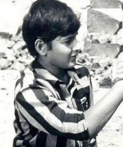 Mahesh Babu childhood pictures 4