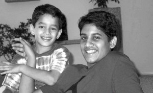 Naga Chaitanya childhood pictures 10