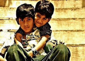 Naga Chaitanya childhood pictures 2