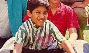 Naga Chaitanya childhood pictures 9