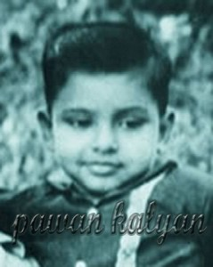 Pavan Kalyan childhood pictures 1
