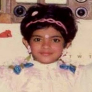 Priyanka Chopra childhood pictures 1