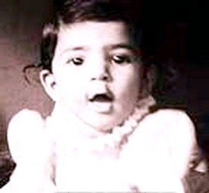 Priyanka Chopra childhood pictures 3