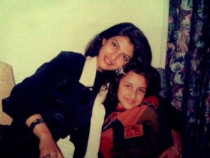 Priyanka Chopra childhood pictures 4a