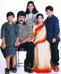 Ram Charan Teja childhood pictures 2