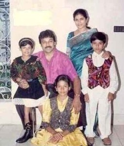Ram Charan Teja childhood pictures 3
