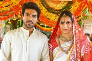 Ram Charan Teja family photos wife Upasana Kmineni