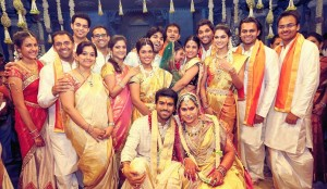 Ram Charan Teja rare family photos 4