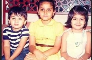 Ranbir Kapoor childhood pictures 10
