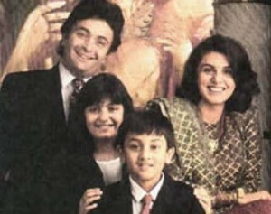 Ranbir Kapoor childhood pictures 11