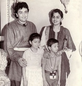 Ranbir Kapoor childhood pictures 12