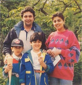 Ranbir Kapoor childhood pictures 3