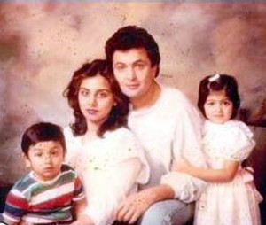 Ranbir Kapoor childhood pictures 4