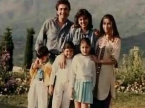Ranbir Kapoor childhood pictures 6