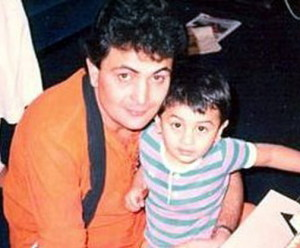 Ranbir Kapoor childhood pictures 9