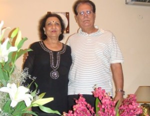 Randeep Hooda parents