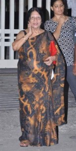 Ranveer Singh mother Anju Bhavnani