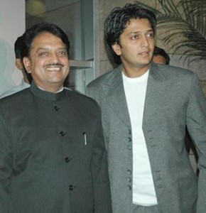 Riteish Deshmukh family photos father Vilasrao Dagadojirao Deshmukh