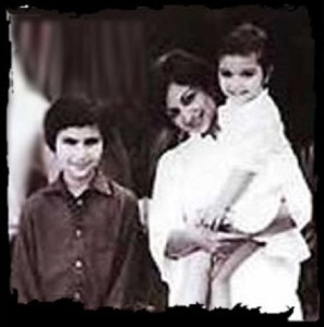 Saif Ali Khan childhood pictures 11