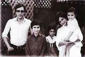 Saif Ali Khan childhood pictures 3