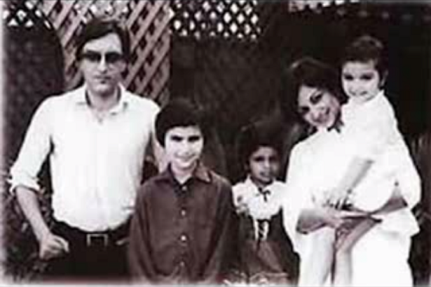 Image result for saif ali khan with father and mother