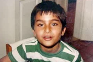 Saif Ali Khan childhood pictures 6