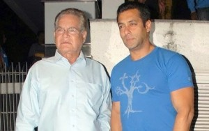 Salman Khan family photos father Salim Khan
