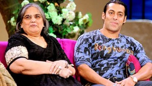 Salman Khan family photos mother Sushila Charak