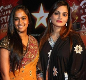 Sister Alvira Khan and Arpita Khan