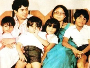 Salman Khan rare family photos 1